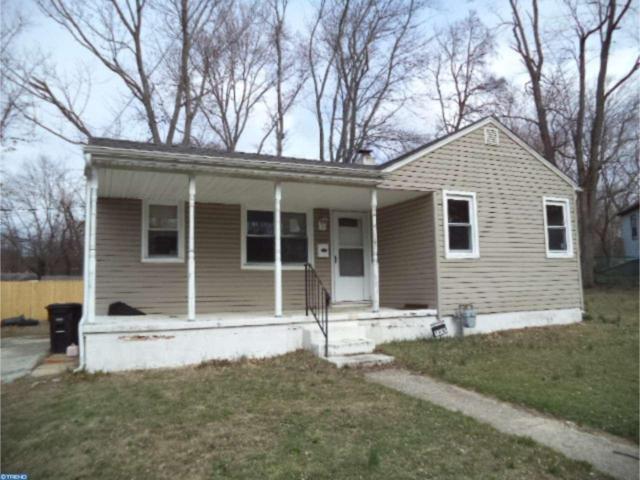 105 Wentz Avenue, Woodbury Heights, NJ 08097 (MLS #6862049) :: The Dekanski Home Selling Team