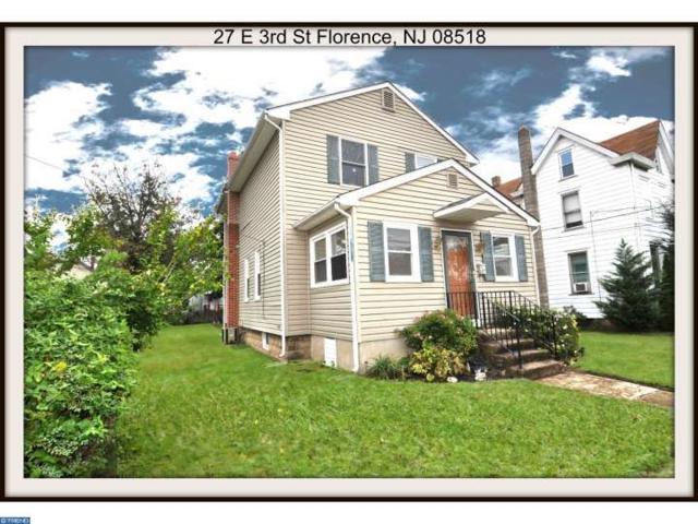 27 E 3RD Street, Florence, NJ 08518 (MLS #6869602) :: The Dekanski Home Selling Team