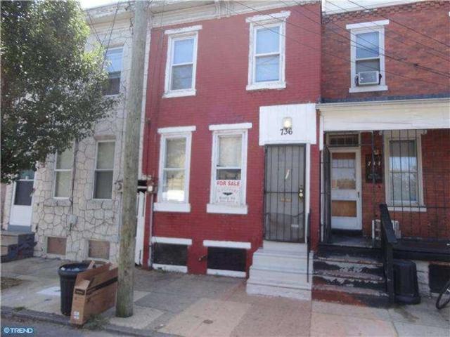 736 Ramona Gonzalez Street, Camden, NJ 08103 (MLS #6886523) :: The Dekanski Home Selling Team