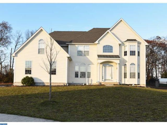 1008 Cezanne Court, Monroe Twp, NJ 08094 (MLS #6895477) :: The Dekanski Home Selling Team