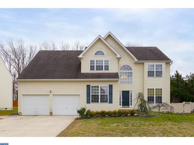 1140 Monet Court, Williamstown, NJ 08094 (MLS #6918570) :: The Dekanski Home Selling Team