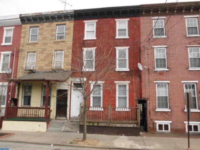 318 West Street, Camden, NJ 08103 (MLS #6921153) :: The Dekanski Home Selling Team