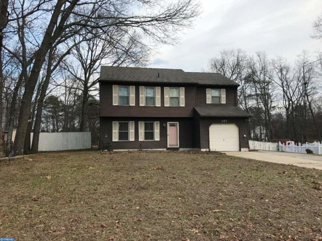 357 Centaurian Drive, West Berlin, NJ 08091 (MLS #6923222) :: The Dekanski Home Selling Team