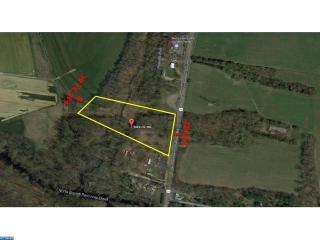 2433 Route 206, Eastampton, NJ 08060 (MLS #6929288) :: The Dekanski Home Selling Team