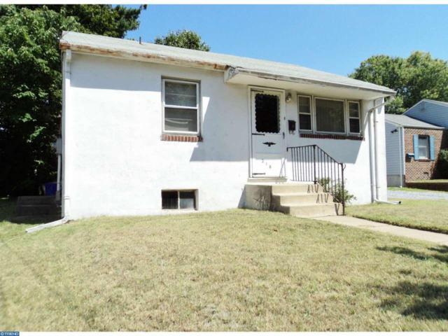 218 Deptford Avenue, Woodbury, NJ 08096 (MLS #6935652) :: The Dekanski Home Selling Team