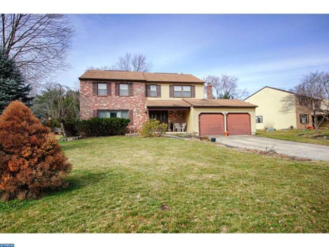 1312 Bunker Hill Drive, Cherry Hill, NJ 08003 (MLS #6937835) :: The Dekanski Home Selling Team