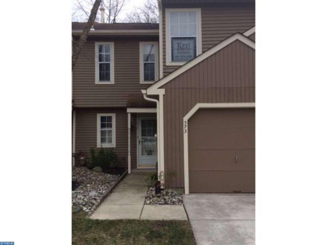 373 Inverness Court, Mount Laurel, NJ 08054 (MLS #6945973) :: The Dekanski Home Selling Team