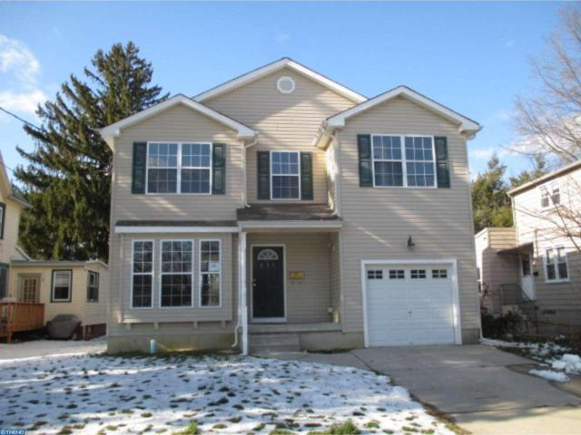 227 W Washington Avenue, Magnolia, NJ 08049 (MLS #6946706) :: The Dekanski Home Selling Team