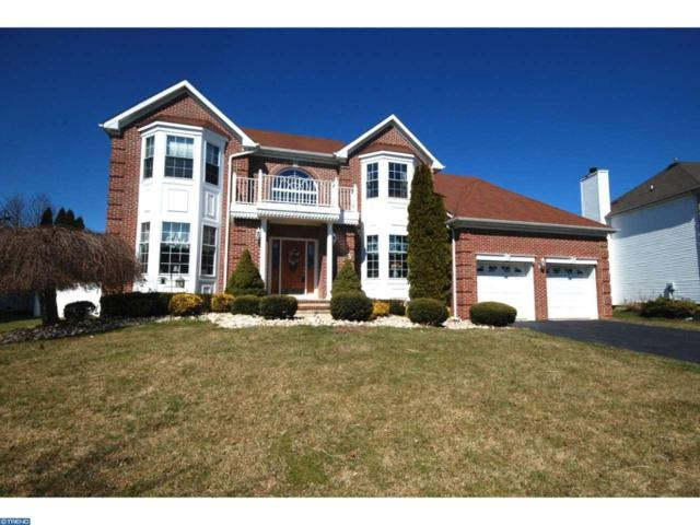 3 Allerton Way, East Windsor, NJ 08520 (MLS #6949936) :: The Dekanski Home Selling Team