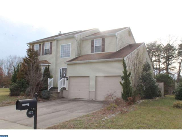 432 Spencer Place, Millville, NJ 08332 (MLS #6955306) :: The Dekanski Home Selling Team