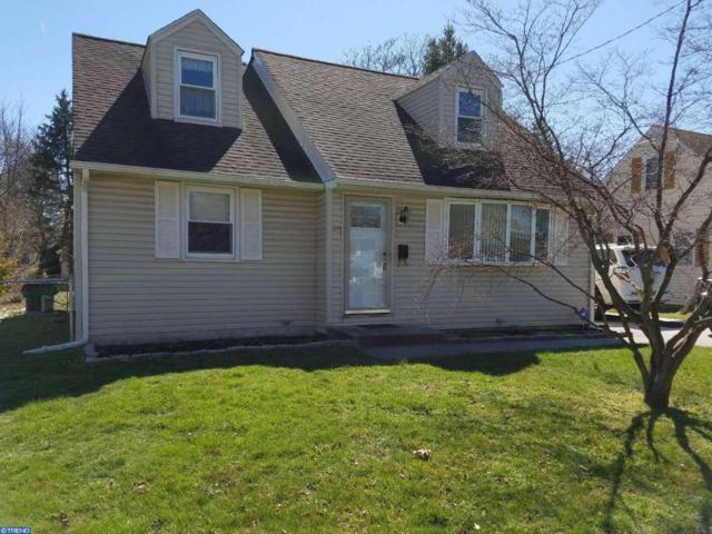 319 Nicholson Road, Haddon Township, NJ 08059 (MLS #6956030) :: The Dekanski Home Selling Team