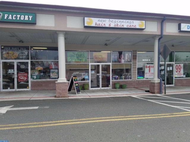 1400 Parkway Avenue B-5, Ewing Twp, NJ 08628 (MLS #6958054) :: The Dekanski Home Selling Team