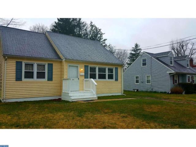 273 Clamer Road, Ewing, NJ 08628 (MLS #6958599) :: The Dekanski Home Selling Team