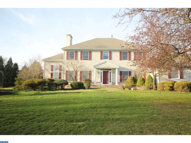 27 Abbington Lane, WEST WINDSOR TWP, NJ 08550 (MLS #6961313) :: The Dekanski Home Selling Team