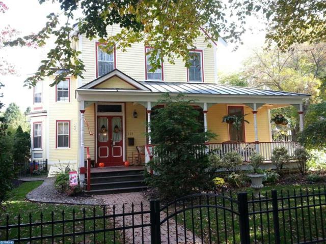 131 Chestnut Street, Haddonfield, NJ 08033 (MLS #6961374) :: The Dekanski Home Selling Team
