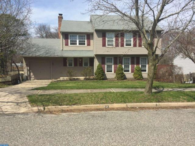23 Pembrook Road, Blackwood, NJ 08012 (MLS #6964502) :: The Dekanski Home Selling Team