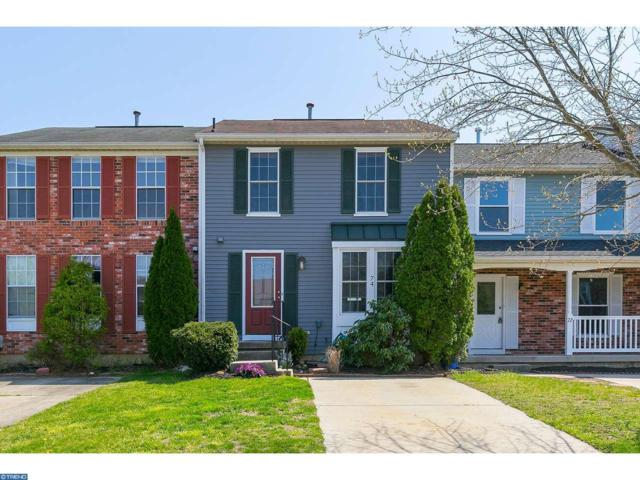 74 Stoneshire Drive, Glassboro, NJ 08028 (MLS #6964915) :: The Dekanski Home Selling Team