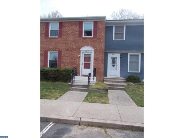 42-4 Carriage Stop Place, Florence, NJ 08518 (MLS #6965225) :: The Dekanski Home Selling Team