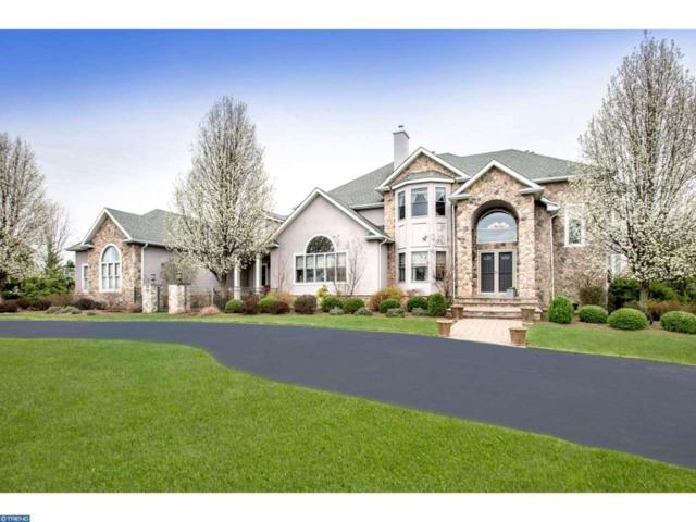 4 Madison Avenue, Pennington, NJ 08534 (MLS #6967129) :: The Dekanski Home Selling Team