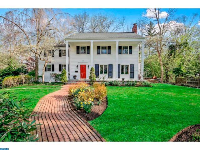87 Lafayette Road, Princeton, NJ 08540 (MLS #6967697) :: The Dekanski Home Selling Team