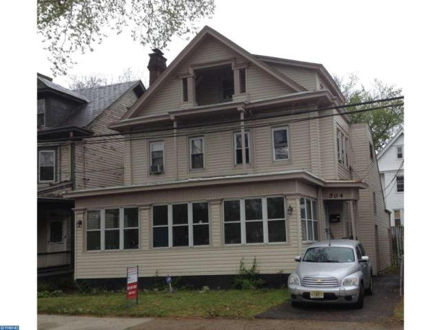504 Riverside Avenue, Trenton City, NJ 08618 (MLS #6968671) :: The Dekanski Home Selling Team