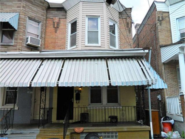1079 Morton Street, Camden, NJ 08104 (MLS #6970966) :: The Dekanski Home Selling Team