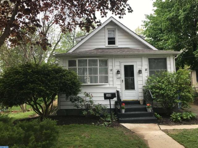 348 Monroe Avenue, Cherry Hill, NJ 08002 (MLS #6971843) :: The Dekanski Home Selling Team