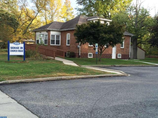 2420 Church Road, Cherry Hill, NJ 08002 (MLS #6972324) :: The Dekanski Home Selling Team