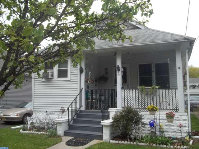 14 S Harley Avenue, Gloucester City, NJ 08030 (MLS #6972390) :: The Dekanski Home Selling Team