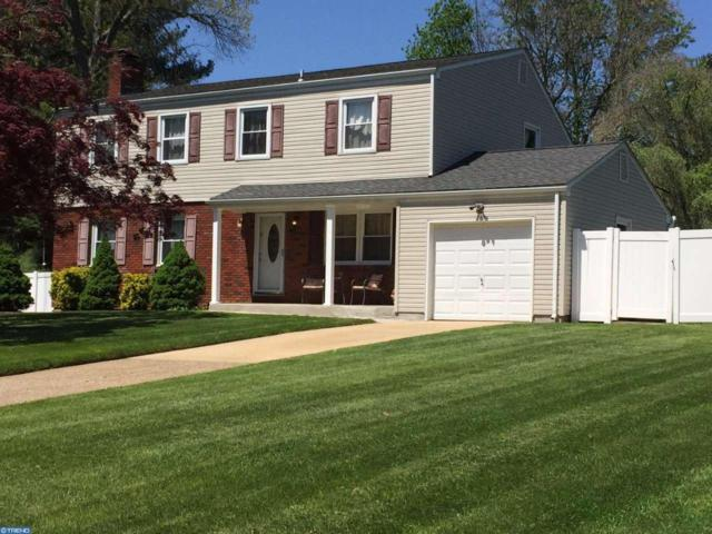 10 Hickory Hill Drive, Ewing, NJ 08618 (MLS #6972946) :: The Dekanski Home Selling Team