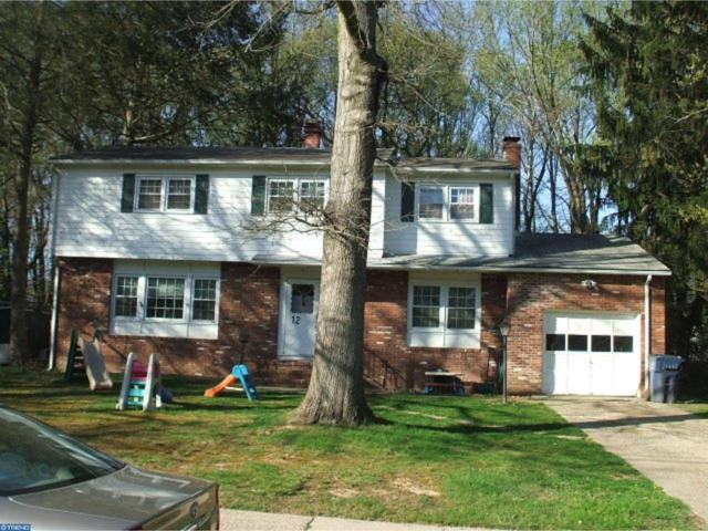 12 Stonicker Drive, Lawrenceville, NJ 08648 (MLS #6973630) :: The Dekanski Home Selling Team