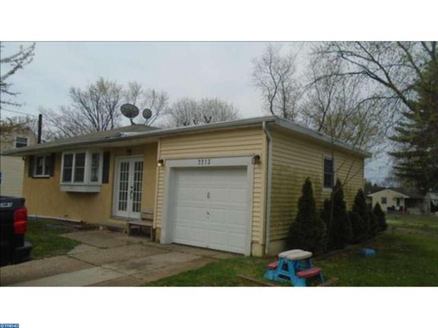 2213 Conrow Road, Cinnaminson, NJ 08077 (MLS #6974740) :: The Dekanski Home Selling Team