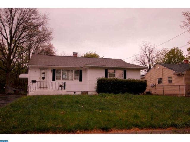 64 Sherbrooke Road, Ewing, NJ 08638 (MLS #6976835) :: The Dekanski Home Selling Team