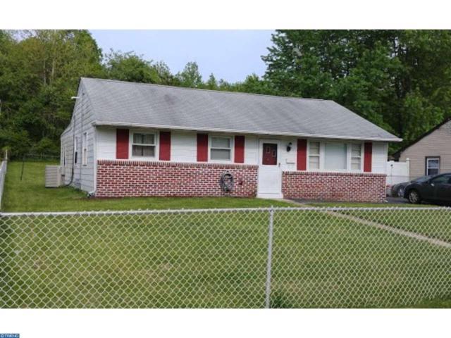 122 Hannold Boulevard, Woodbury, NJ 08096 (MLS #6977225) :: The Dekanski Home Selling Team