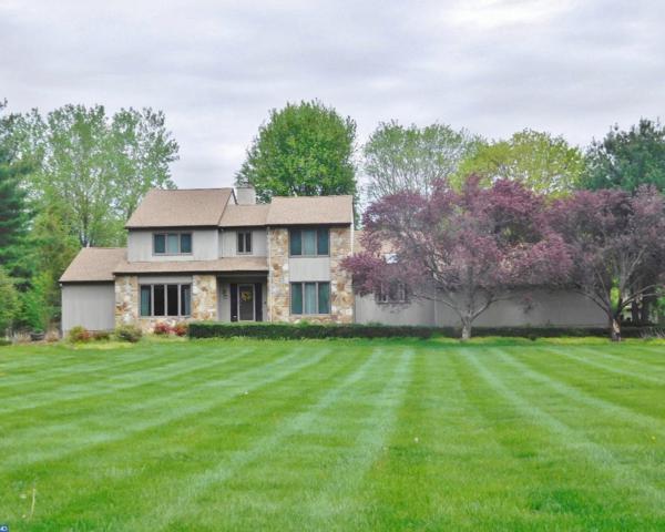 22 Foxcroft Drive, Princeton, NJ 08540 (MLS #6977480) :: The Dekanski Home Selling Team