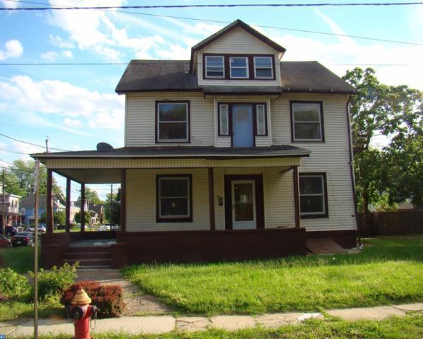 901 Edgewood Avenue, Trenton City, NJ 08618 (MLS #6978691) :: The Dekanski Home Selling Team