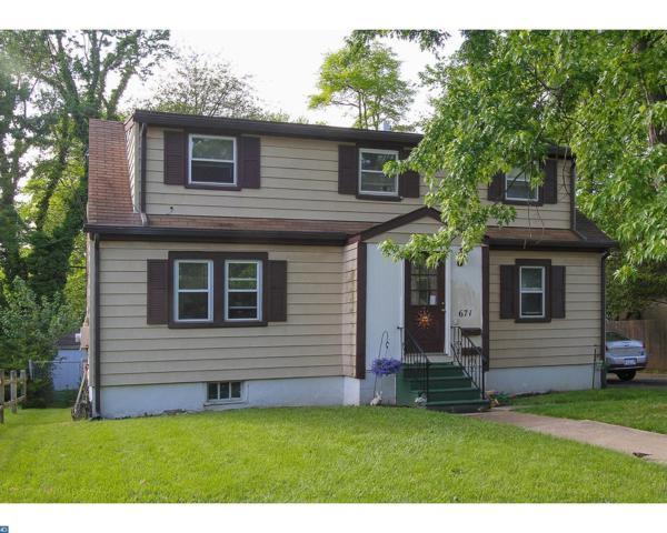 671 Barlow Avenue, West Deptford Twp, NJ 08096 (MLS #6979343) :: The Dekanski Home Selling Team