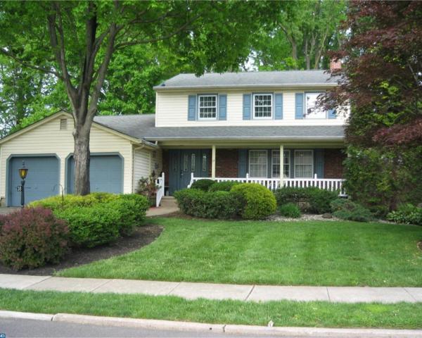 38 Charter Oak Lane, Evesham, NJ 08053 (MLS #6982143) :: The Dekanski Home Selling Team