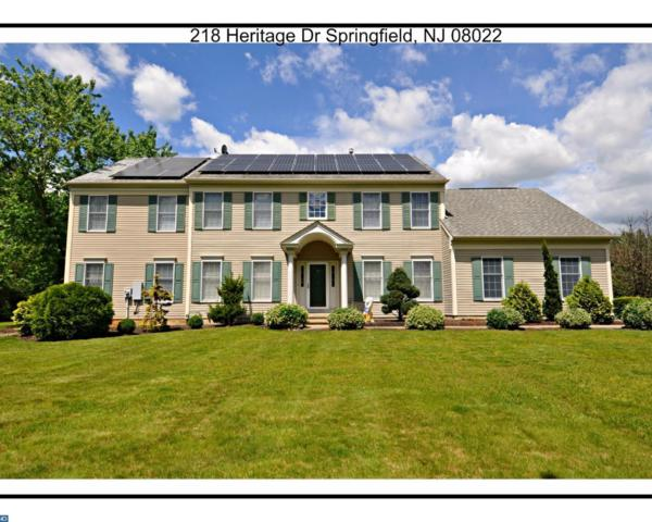 218 Heritage Drive, Columbus, NJ 08022 (MLS #6982707) :: The Dekanski Home Selling Team