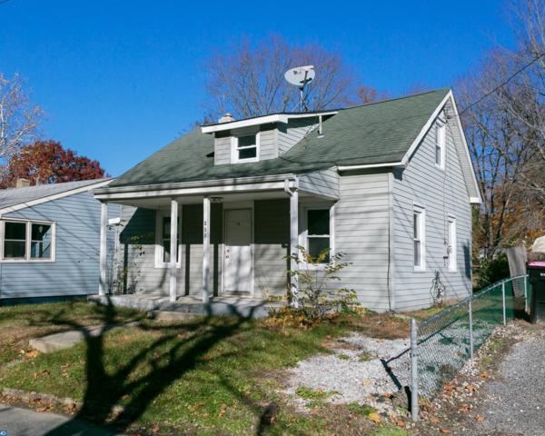 211 W Lake Avenue, Blackwood, NJ 08012 (MLS #6983001) :: The Dekanski Home Selling Team