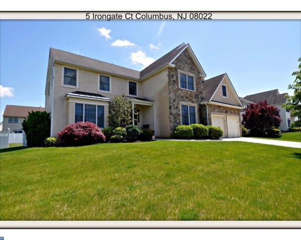 5 Irongate Court, Columbus, NJ 08022 (MLS #6983622) :: The Dekanski Home Selling Team