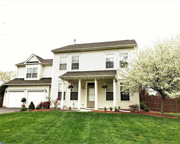 51 Moorsgate Circle, East Windsor, NJ 08520 (MLS #6984129) :: The Dekanski Home Selling Team