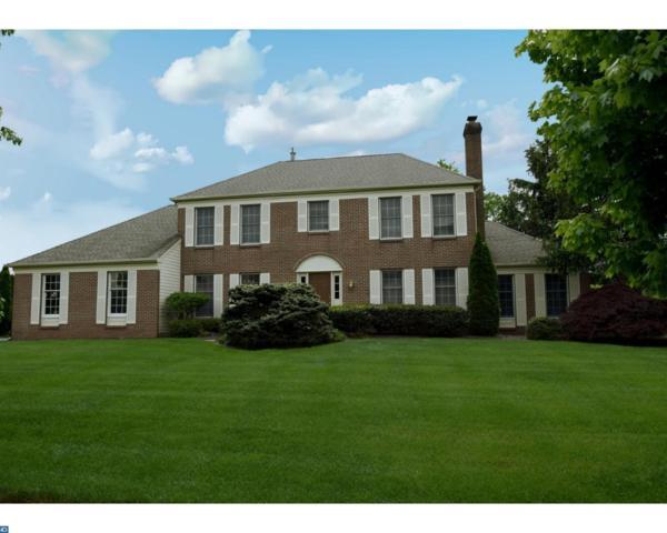 2 Meridan Court, West Windsor, NJ 08550 (MLS #6984932) :: The Dekanski Home Selling Team