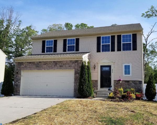 248 Staggerbush Road, Monroe Twp, NJ 08094 (MLS #6986230) :: The Dekanski Home Selling Team