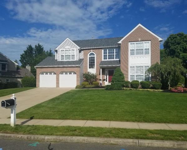 7 Chaucer Lane, Medford, NJ 08055 (MLS #6988253) :: The Dekanski Home Selling Team