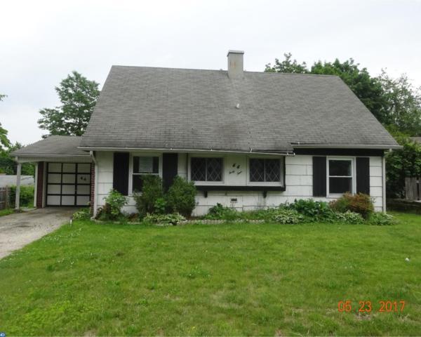 44 Petunia Lane, Willingboro, NJ 08046 (MLS #6989602) :: The Dekanski Home Selling Team