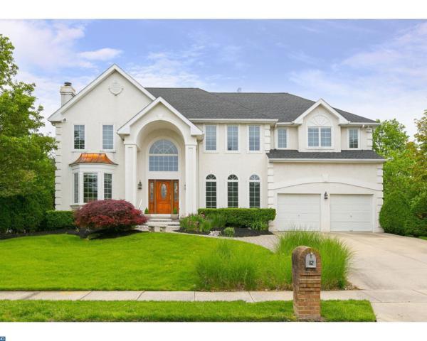 12 Fairhaven Court, Cherry Hill, NJ 08003 (MLS #6989851) :: The Dekanski Home Selling Team