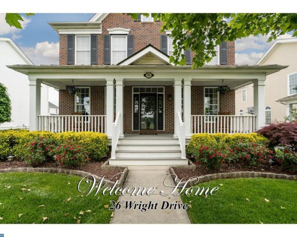 26 Wright Drive, Chesterfield, NJ 08515 (MLS #6989852) :: The Dekanski Home Selling Team