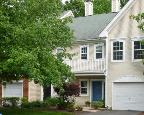 105 Tuxford Court, Pennington, NJ 08534 (MLS #6989984) :: The Dekanski Home Selling Team