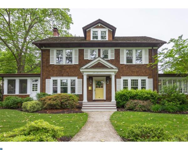 201 W Mount Vernon Avenue, Haddonfield, NJ 08033 (MLS #6990724) :: The Dekanski Home Selling Team